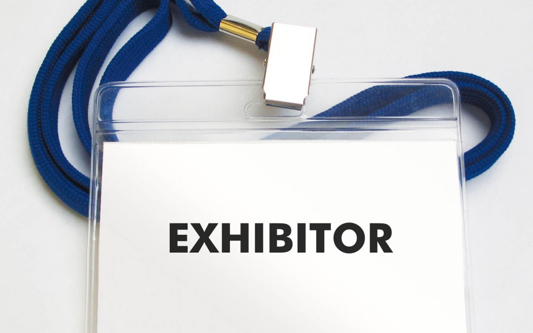 Exhibitor List Updated