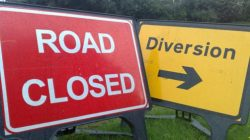 Road Closures – Sunday 12th June